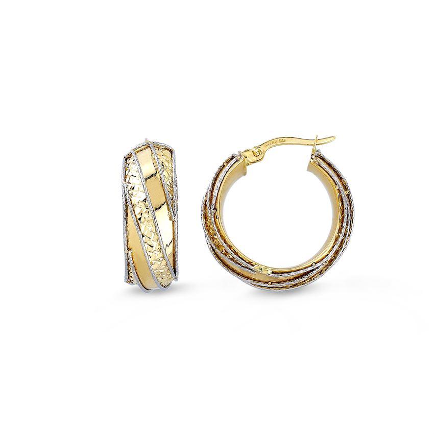 Arpaş Jewellery Gold Earrings-616440