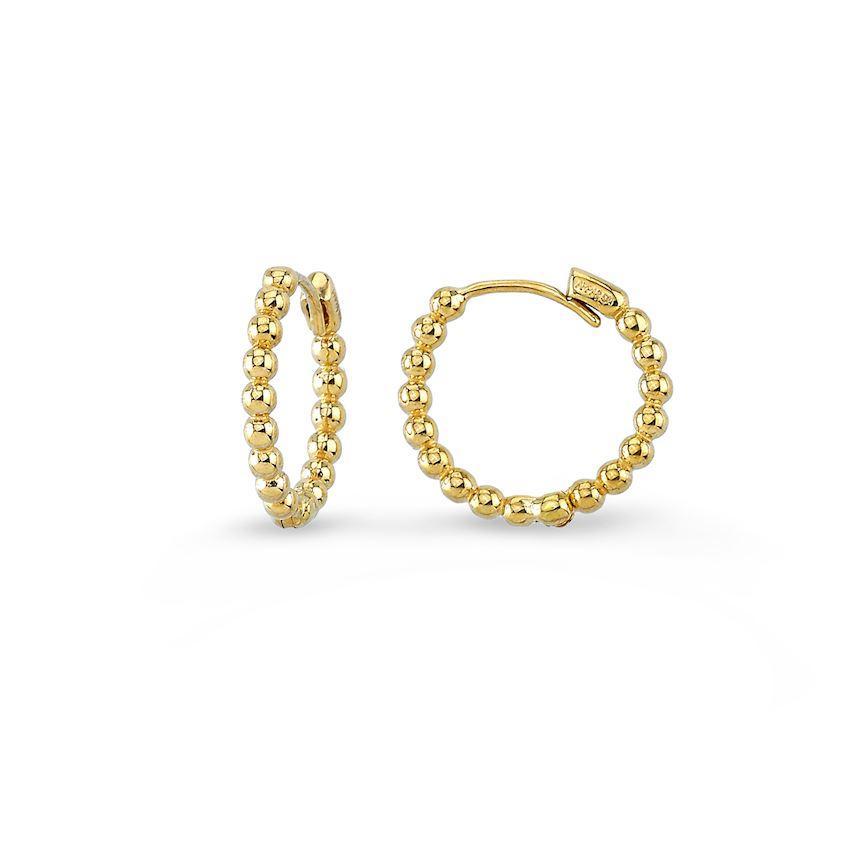 Arpaş Jewellery Gold Earrings-653629