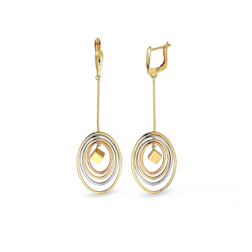 Arpaş Jewellery Gold Earrings-664260