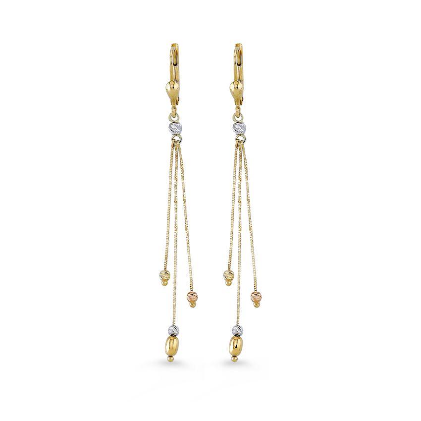 Arpaş Jewellery Gold Earrings-667219