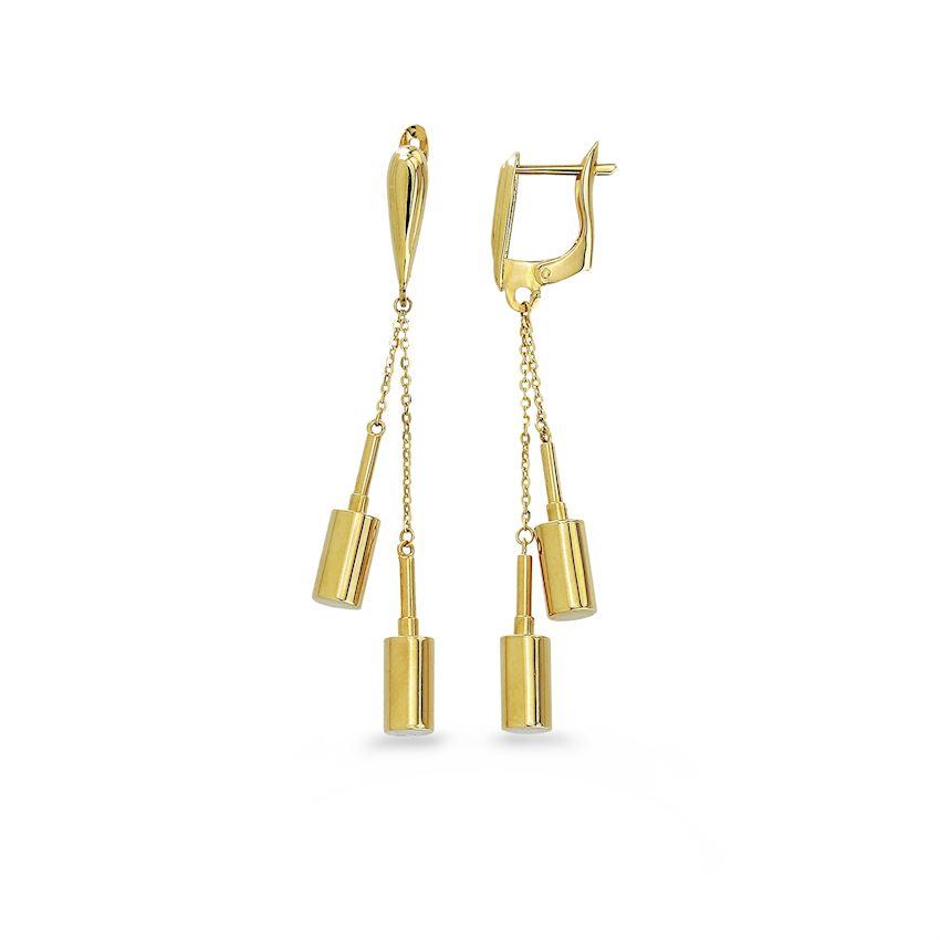 Arpaş Jewellery Gold Earrings-682833