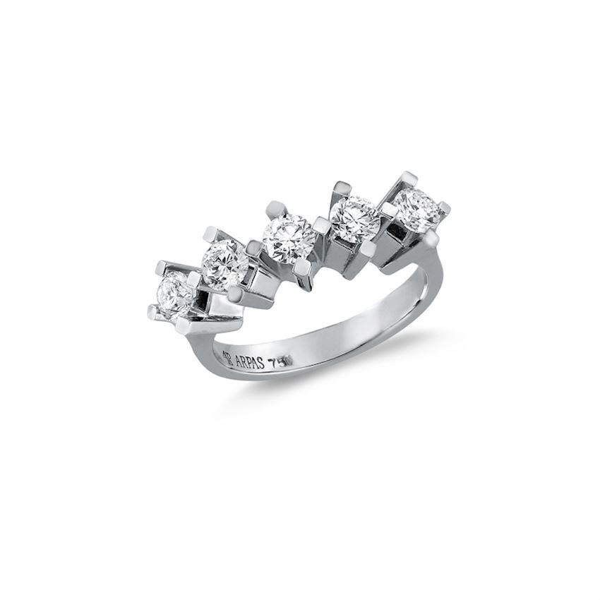 Arpaş Jewelry Diamond Rings-RG04488