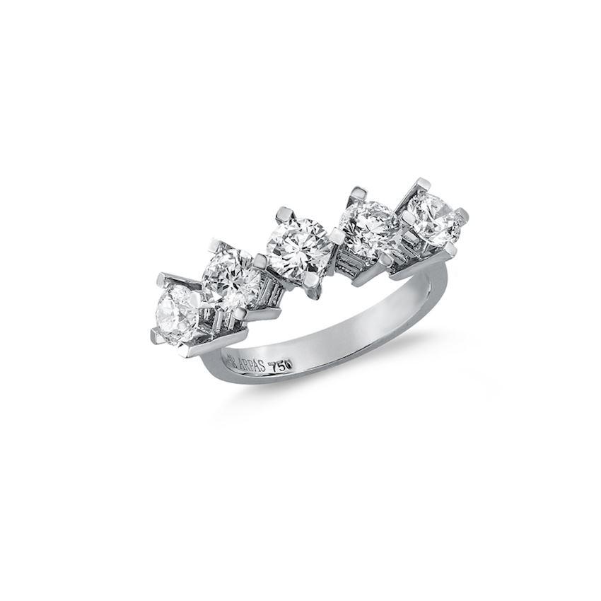 Arpaş Jewelry Diamond Rings-RG04489