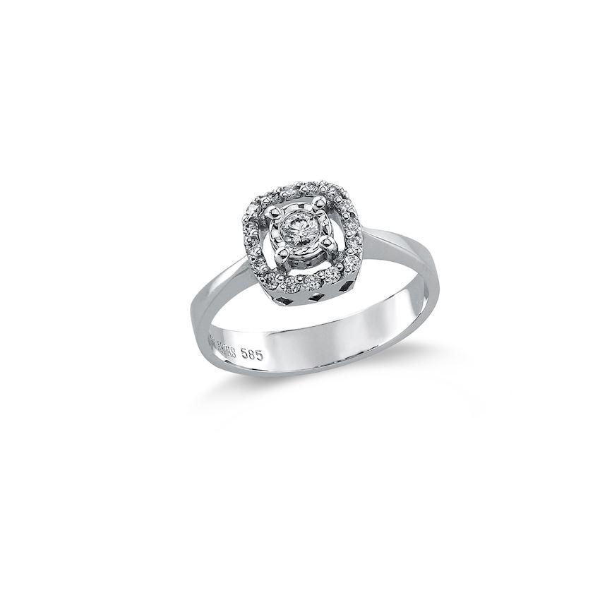 Arpaş Jewelry Diamond Rings-RP09589