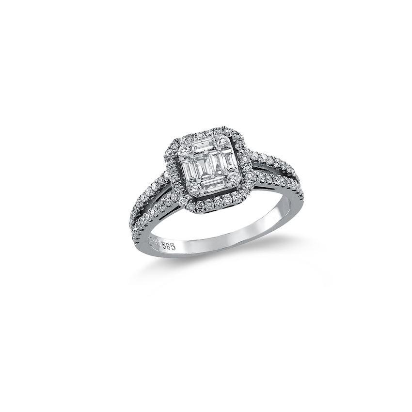 Arpaş Jewelry Diamond Rings-RP15103
