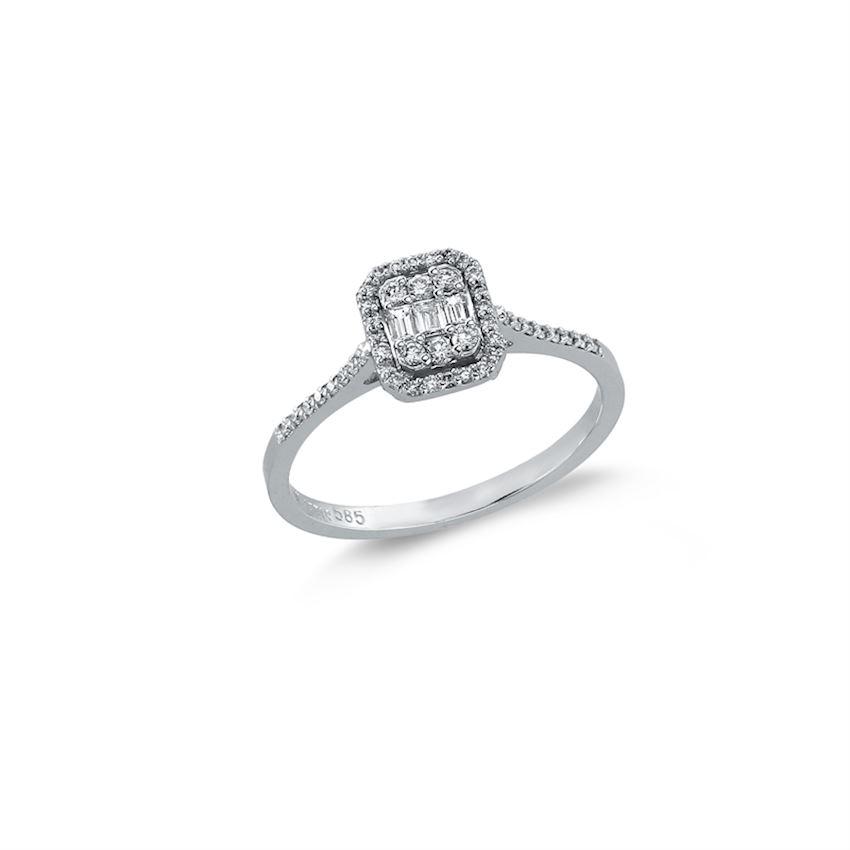 Arpaş Jewelry Diamond Rings-RP16163