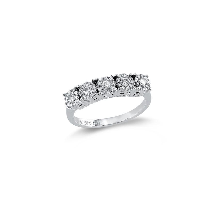 Arpaş Jewelry Diamond Rings-RP16195