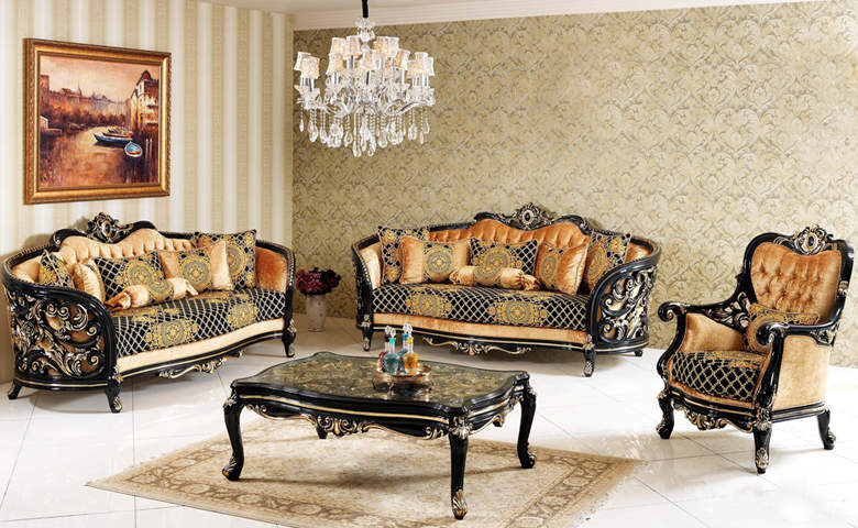 Asalet Classic Sofa Set / Product Info - TraGate