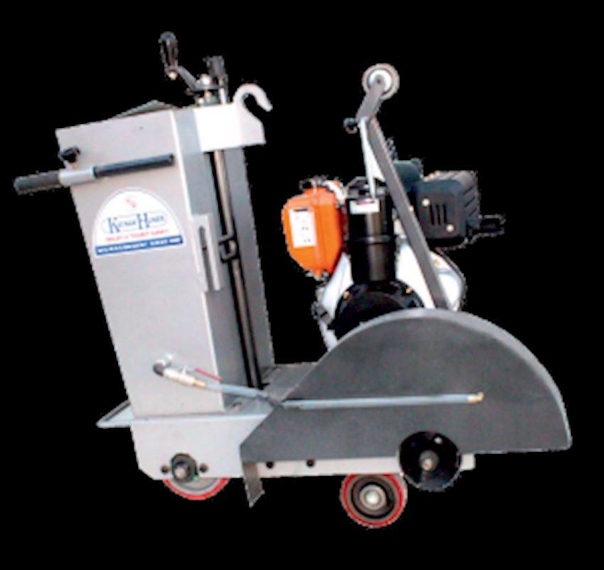 Asphalt and Cement Cutter - Diesel