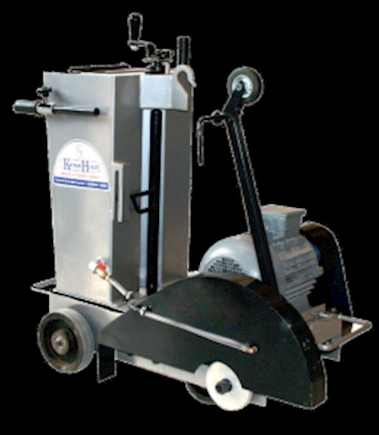 Asphalt and Cement Cutter - Electrical