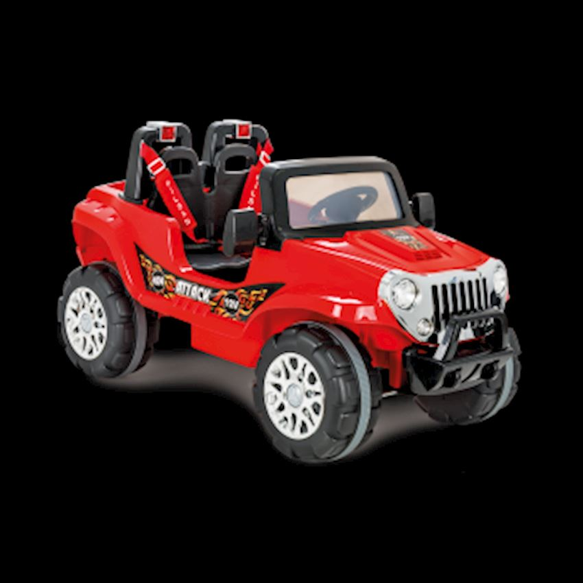 Attack Double Battery Powered Car Other Toy Vehicle