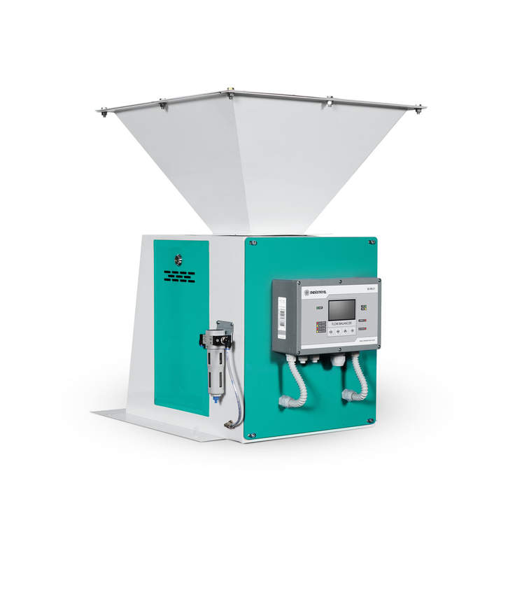 Automatic Mixing (Measurer) System