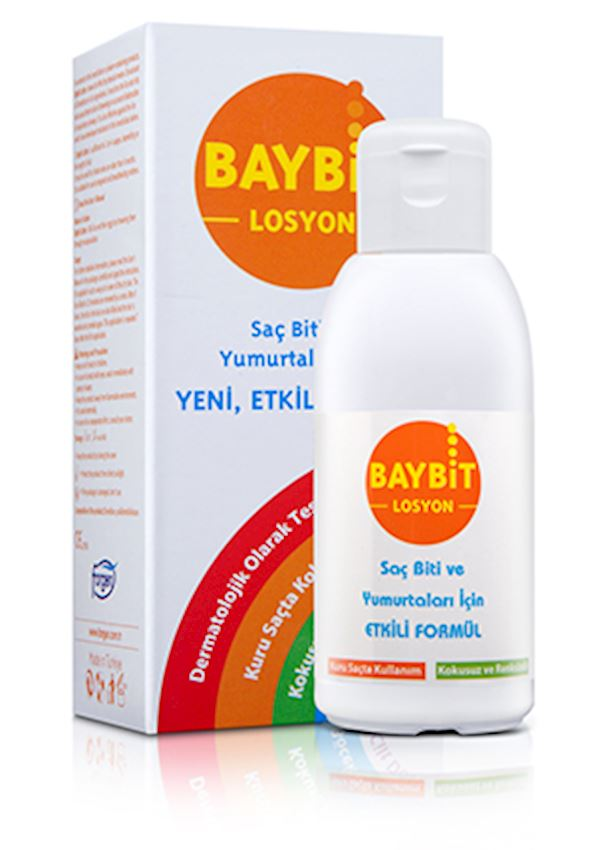 Baby Anti-Lice Lotion