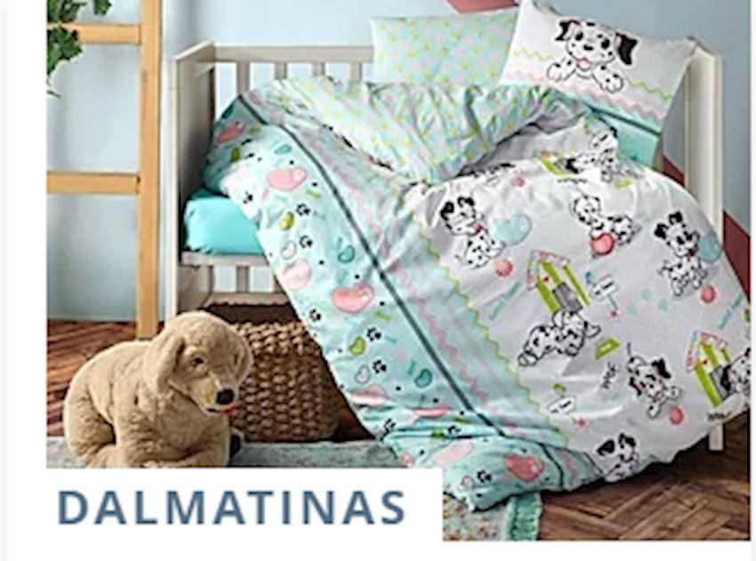 Baby Bed linen DALMATINAS