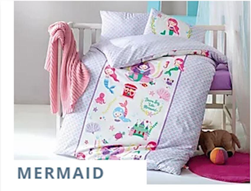 Baby Bed linen MERMAID