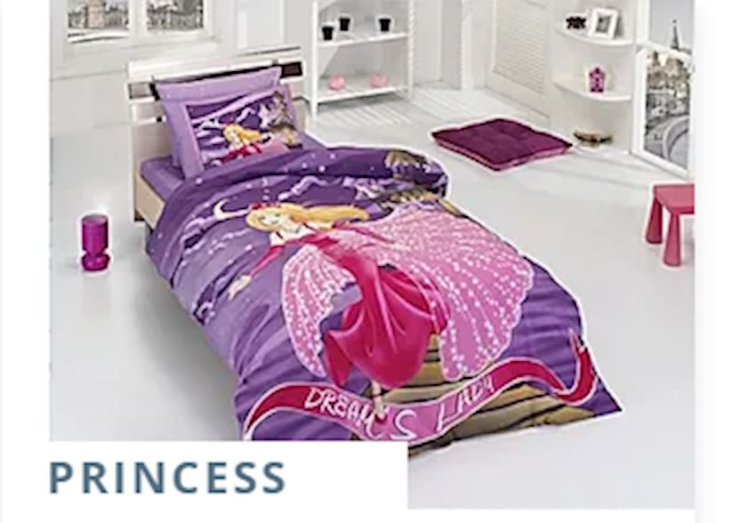 Baby Bed linen PRINCESS
