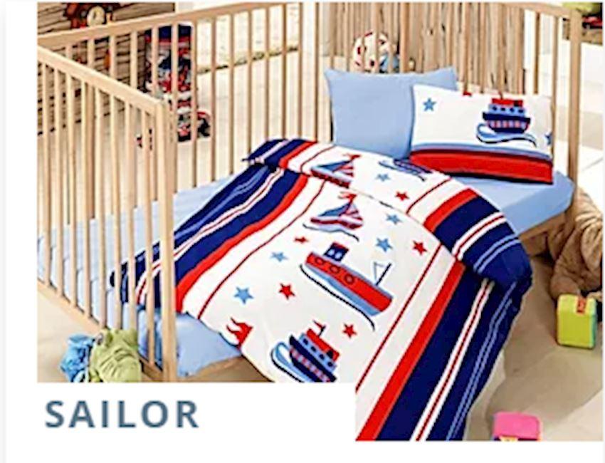 Baby Bed linen SAILOR
