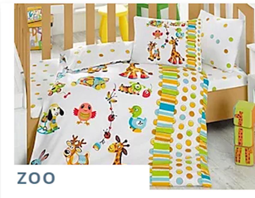 Baby Bed linen ZOO