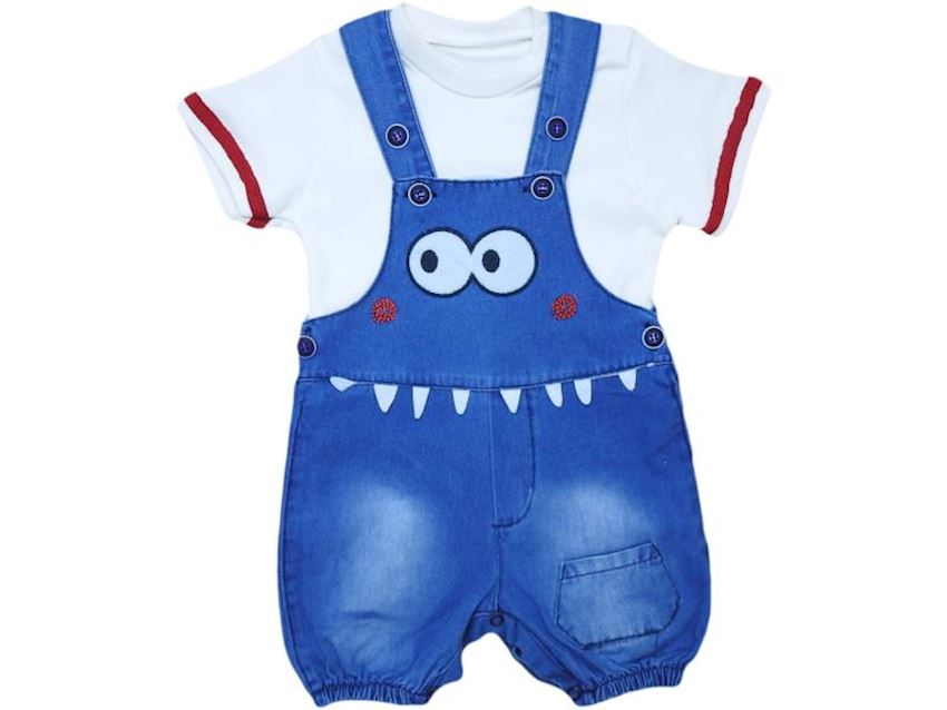 Baby Binary Jeans Slopet