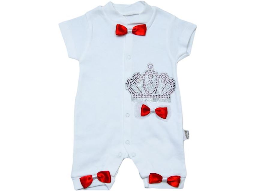 Baby Rompers King Crown