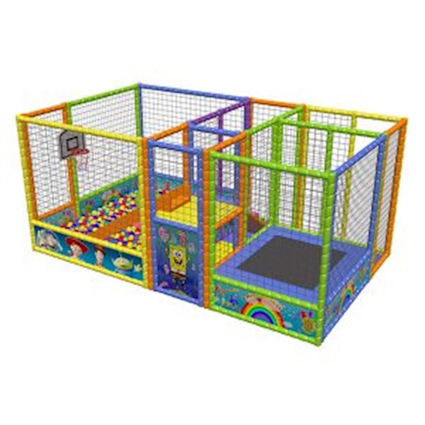 Ball Pool Playground 3x5x2 Amusement Park