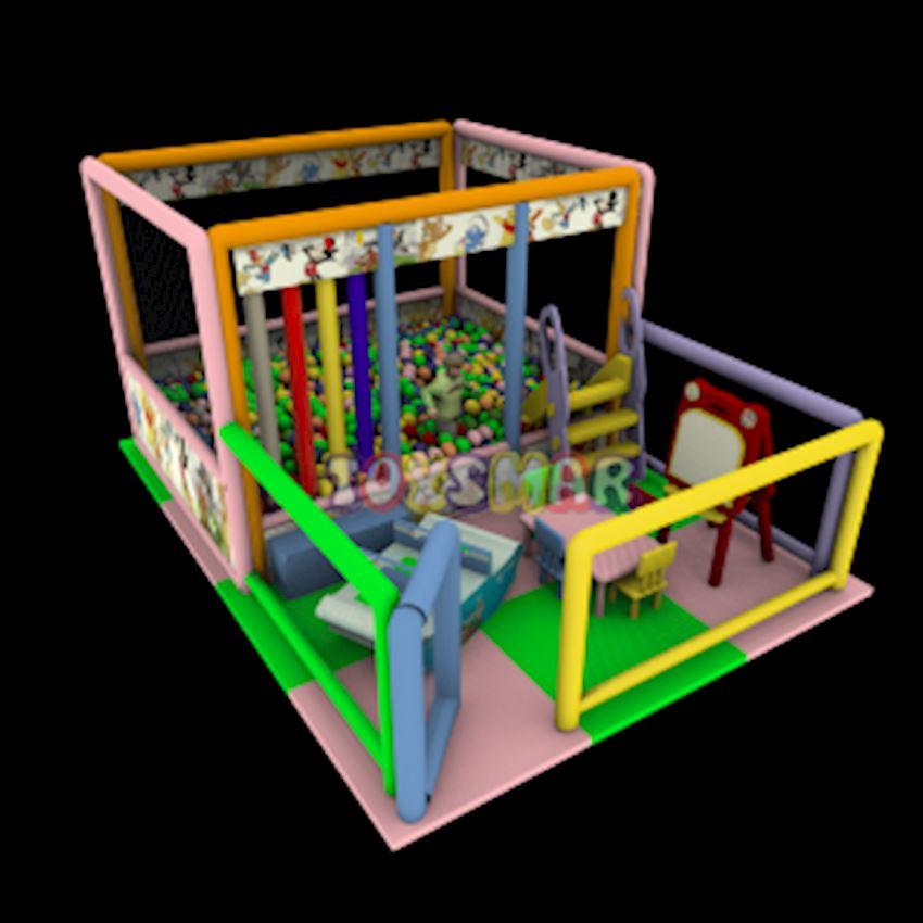 Ball Pool Playground 4x3x2 Amusement Park