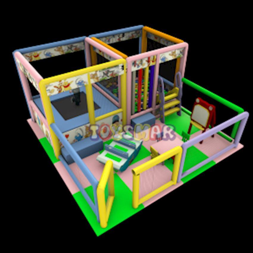 Ball Pool Playground 4x4x2 Amusement Park