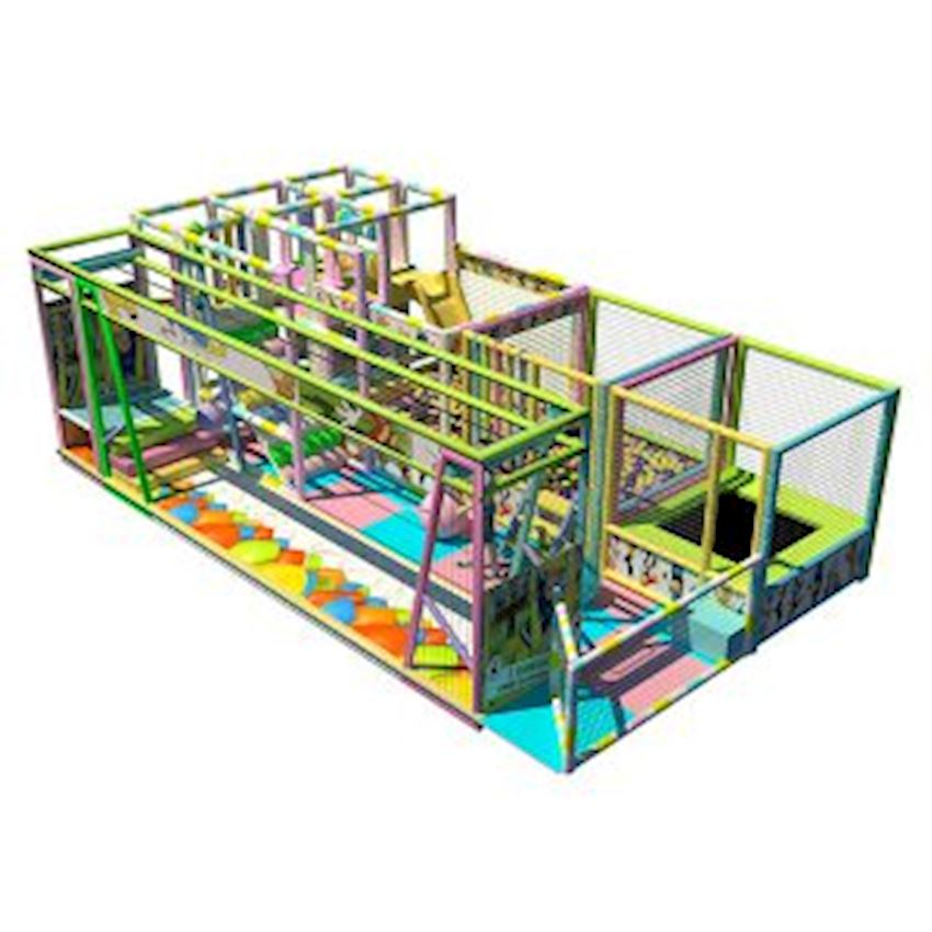 Ball Pool Playground 4x8x2 Amusement Park