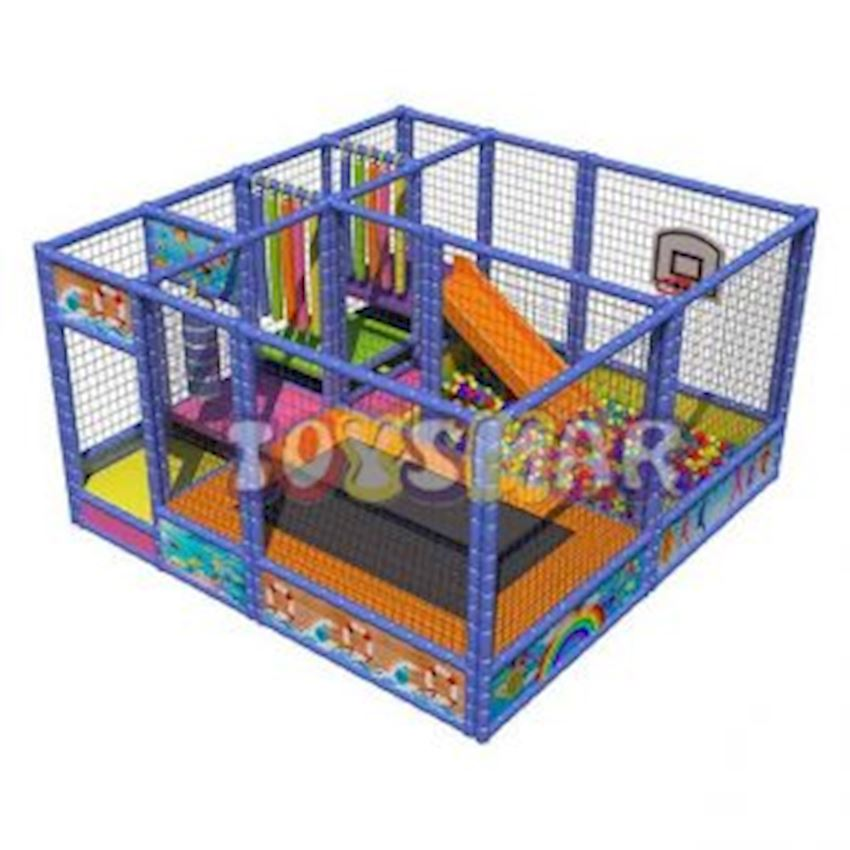Ball Pool Playground Ocean 4x4x2 Amusement Park