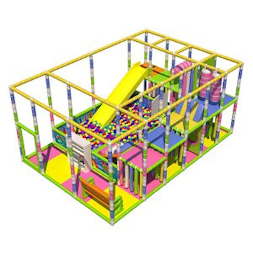 Ball Pool Playground Special 3.5 × 5.2 × 2.4 Amusement Park