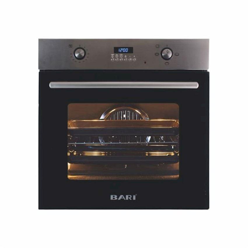 Bari Built-in Oven Chrome  5015