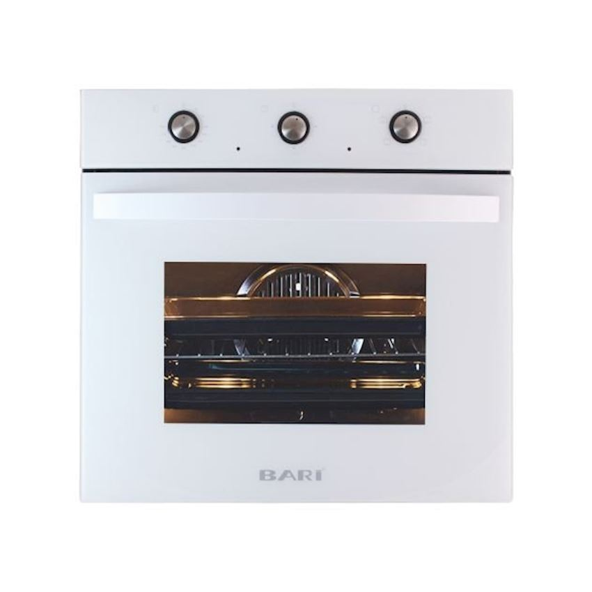 Bari Built-in Oven White  BR-5009