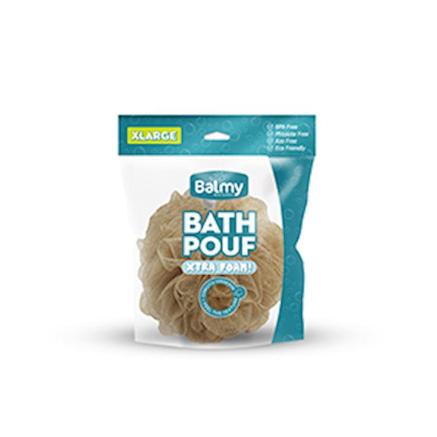 Bath Pouf Xl Gold Bath Brushes, Sponges & Scrubbers