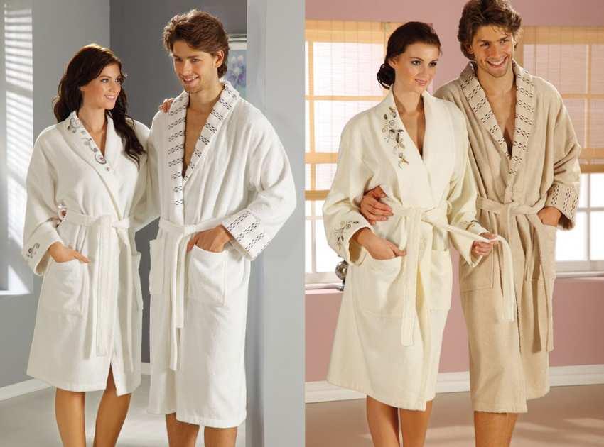 Bathrobe2 Home Textile