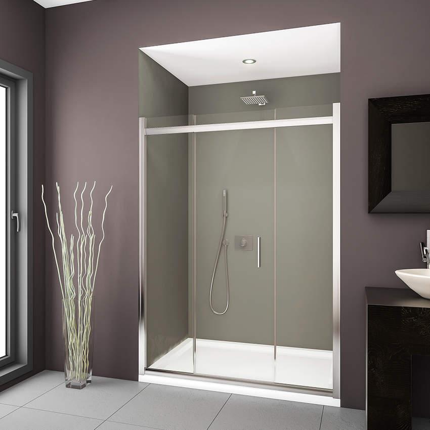 Bathtub Enclosures Agave Series / Sliding System