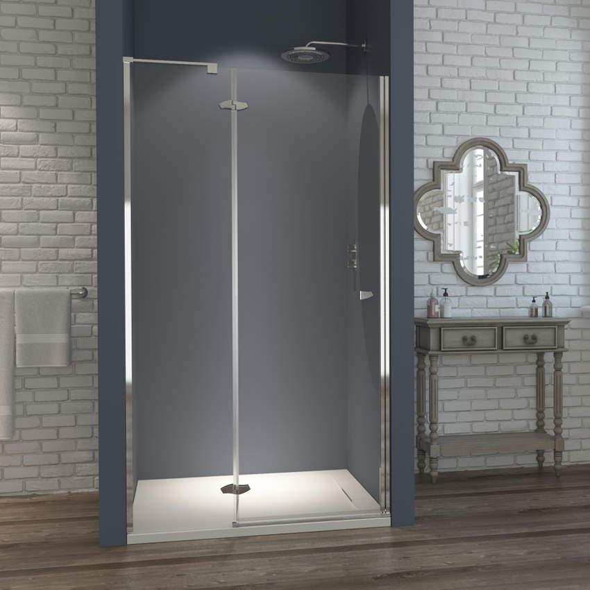 Bathtub Enclosures Bia Series / Hinged System