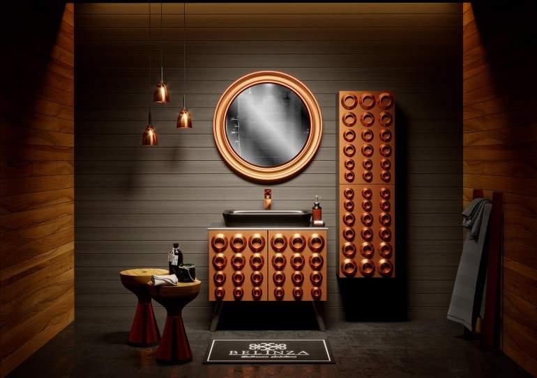 BELINZA BLNZAR014 Bathroom Furniture