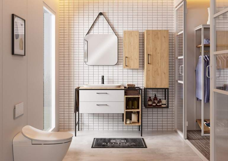 BELINZA BLNZAR022 Bathroom Furniture