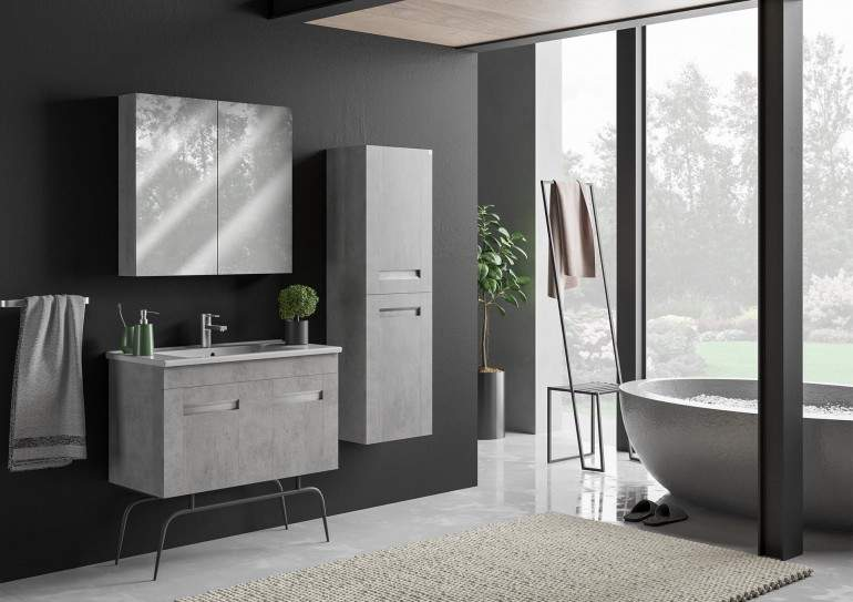 BELINZA BLNZBE025 Bathroom Furniture