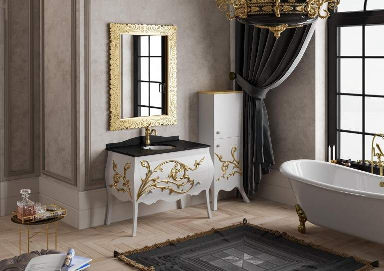 BELINZA BLNZKO004 Bathroom Furniture