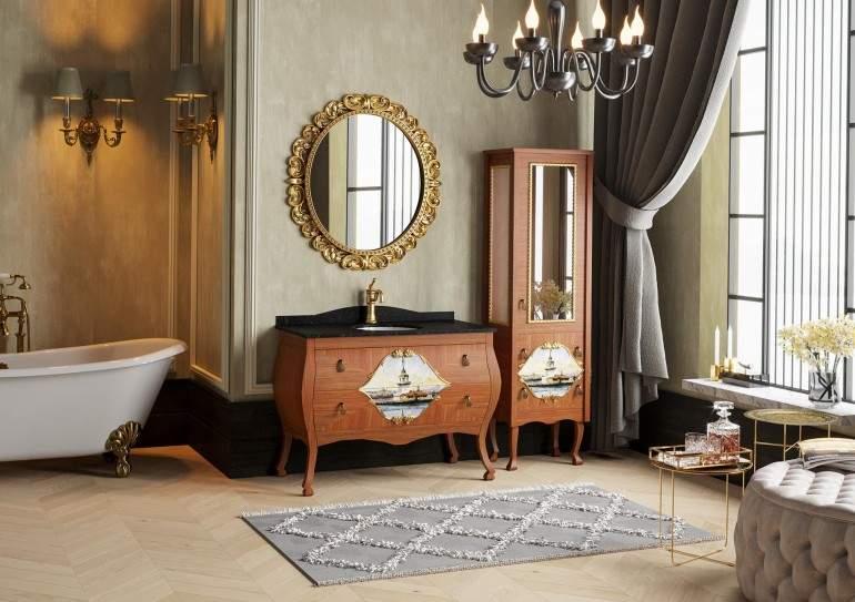 BELINZA BLNZLU003 Bathroom Furniture
