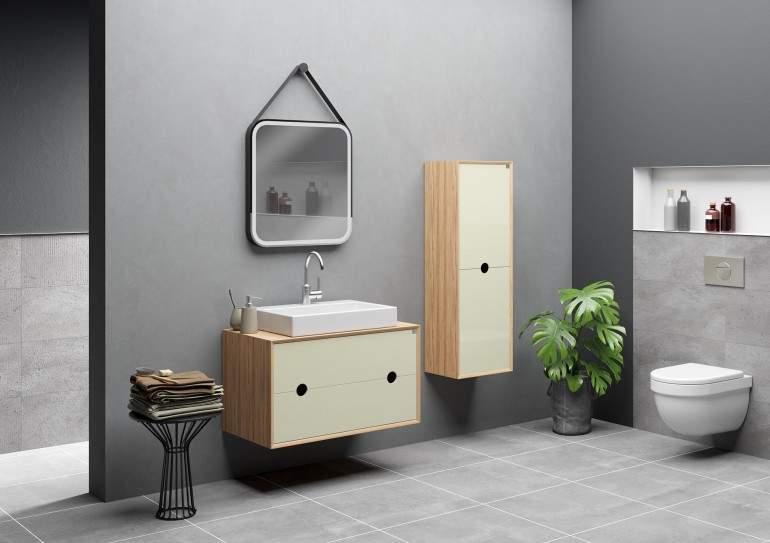 BELINZA BLNZOL026 Bathroom Furniture