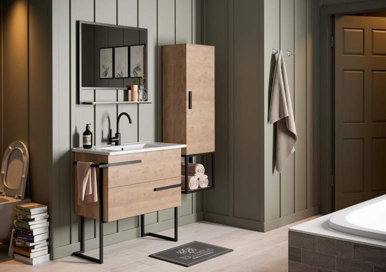 BELINZA BLNZOS024 Bathroom Furniture