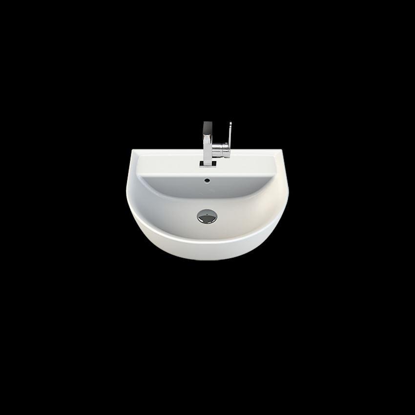 Bella Washbasin, 45×55 cm Bathroom Sinks