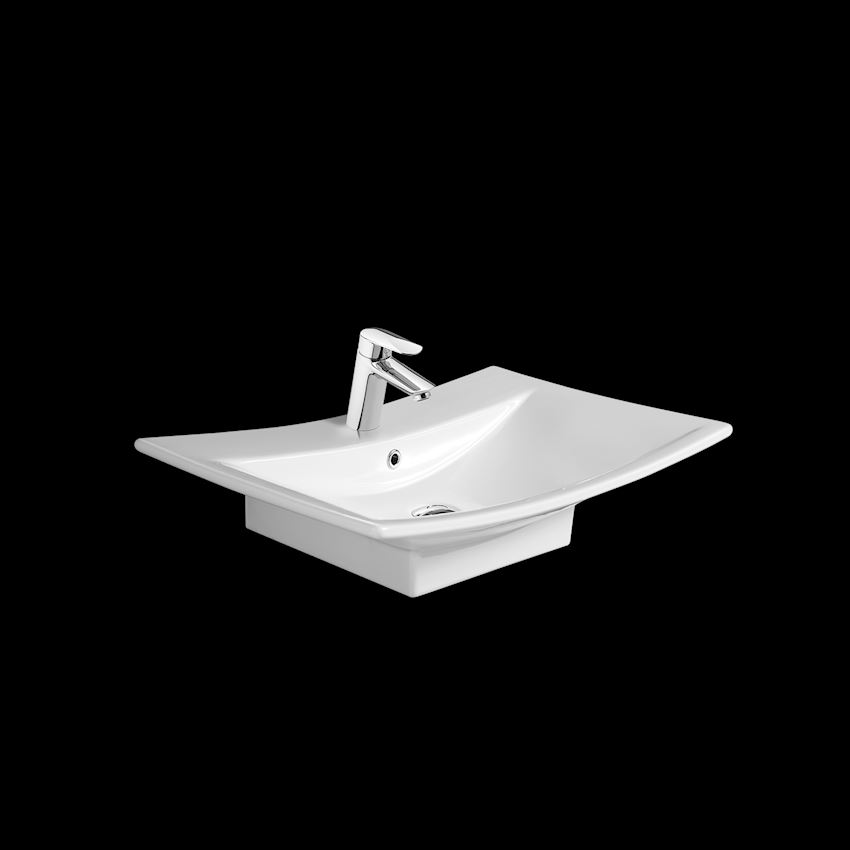 Bella Washbasin, 70 cm Bathroom Sinks