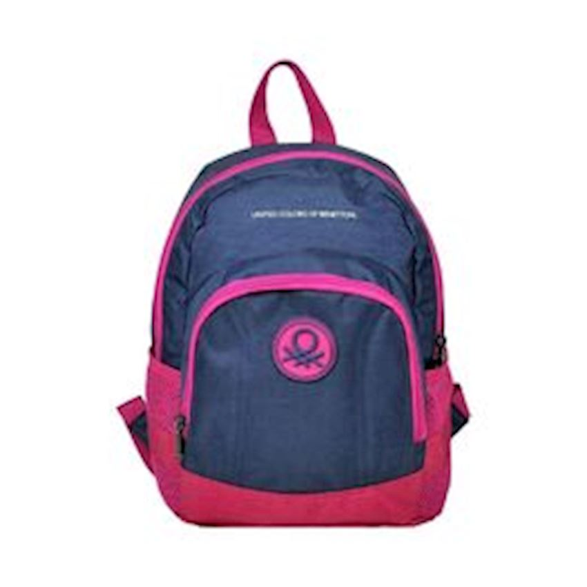 Benetton Kindergarten Bag Purple 96009 School Bags