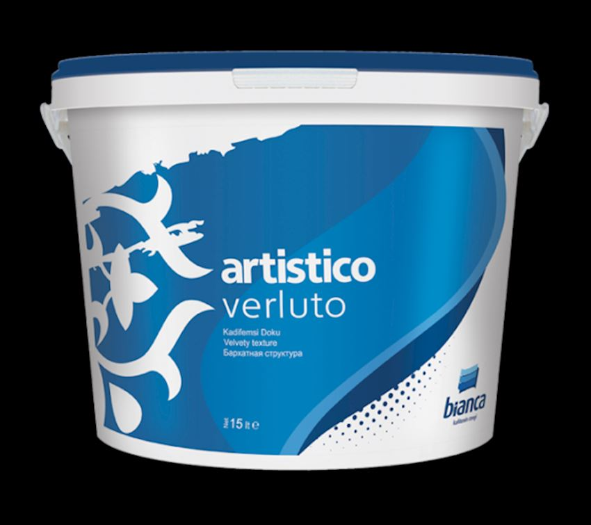 BIANCA Artistico - Verluto (Velvety Texture) Paints & Coatings