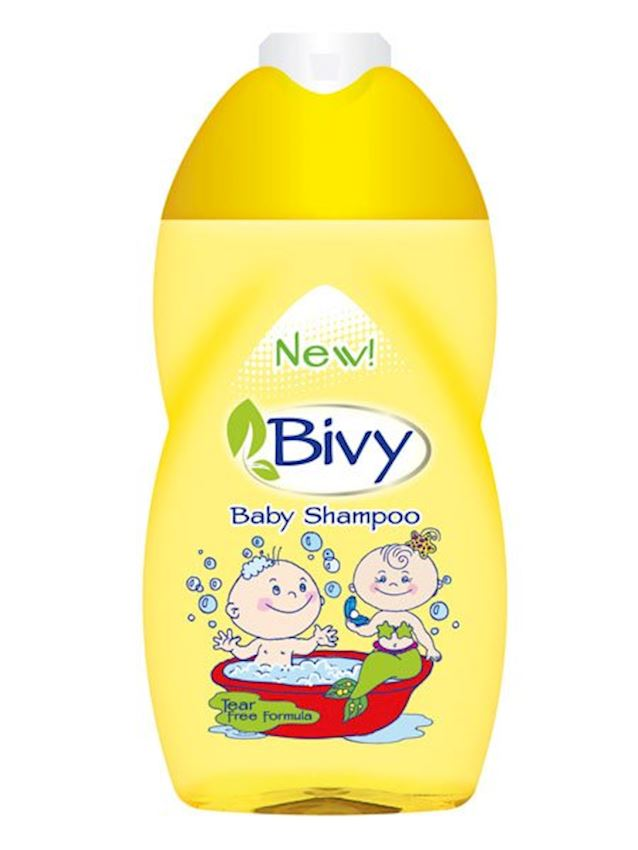 Bivy Baby Shampoo 250ml Baby Care