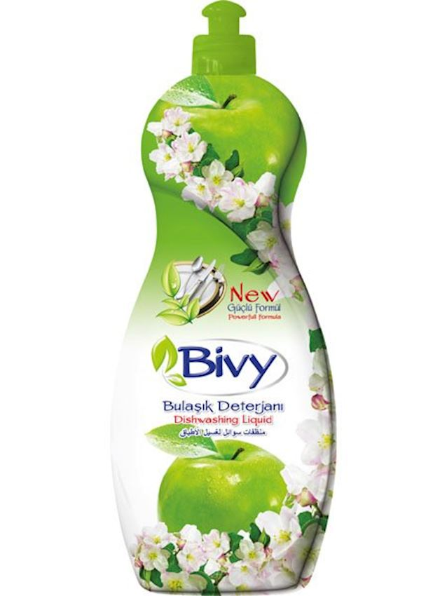 Bivy Dish Detergent 750ml-Apple Cleaning Detergent