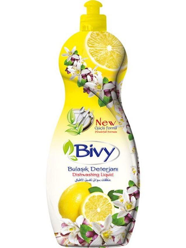 Bivy Dish Washing Detergent 750ml-Lemon Cleaning Detergent